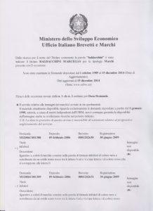 marcello-baldacchini-brevetti-marchi-registrati-infrabed-infraled-benessere-fisioterapia