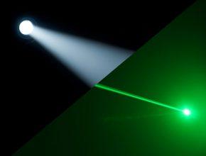 Semplici spiegazioni sulla luce e luce laser